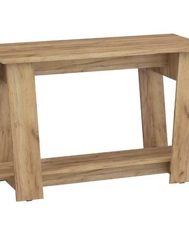 Psací Stůl Via Craft Zlatý