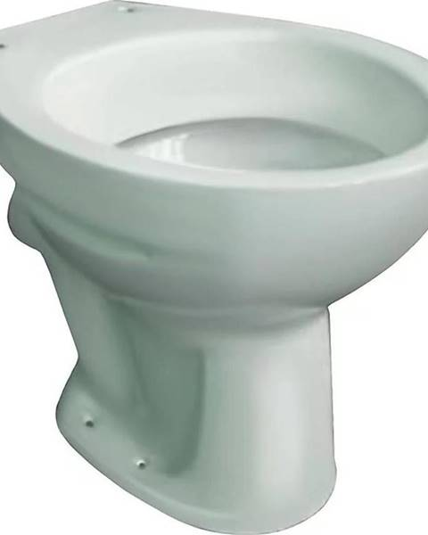 AQUA MERCADO WC mísa stojící Delta vodorovná