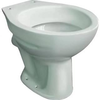 WC mísa stojící Delta vodorovná