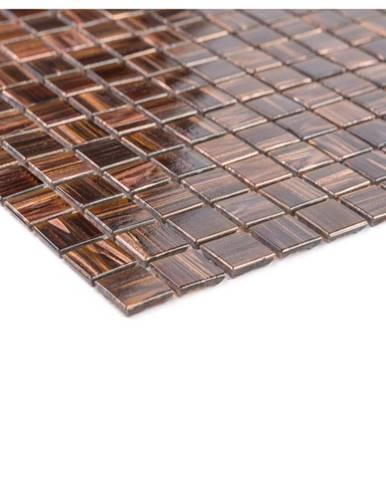Mozaika Kupfer hellbraun 65493 32,7x32,7x0,4