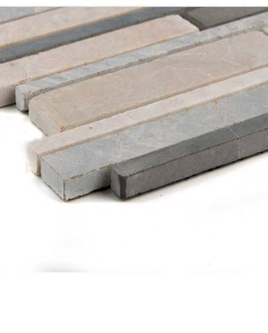 Mozaika marmormix black grey creme 64977 28,5x30,5