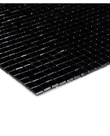 Mozaika mini black 78226 29,6x29,6x0,4