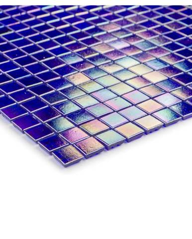 Mozaika perlmutt dunkelblau 65530 32,7x32,7x0,4