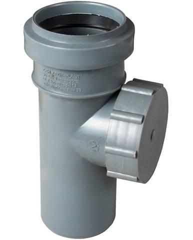 Čistící kus šedý 75 mm