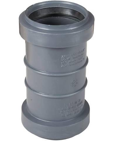 Spojovací Šedý nátrubek 40 mm