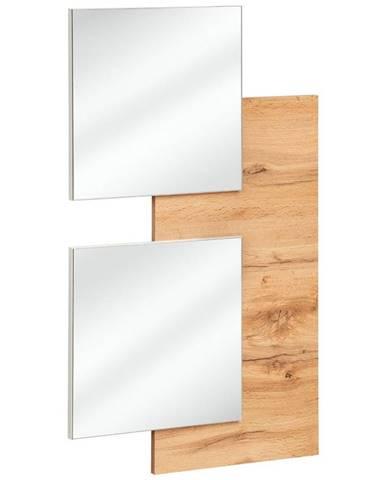Zrcadlo Easy Typ01 Wotan/Bílý