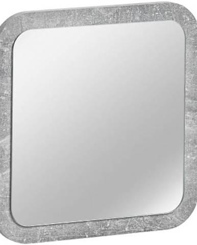 Zrcadlo Wally Typ07 Atelier/Bílý Lesk