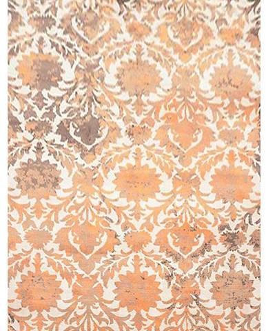 Koberec Shaggy Memory 1,6/2,3 td1206-b1 beige/orange