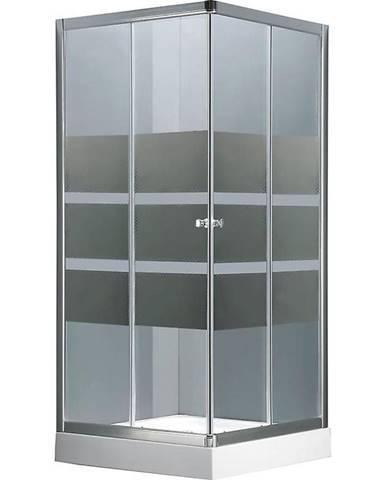 Sprchový kout čtvercový Natali 90/90/185