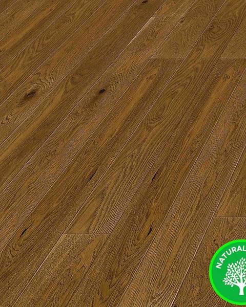 BARLINEK Dřevěná podlaha dub cognac 14x130x1092