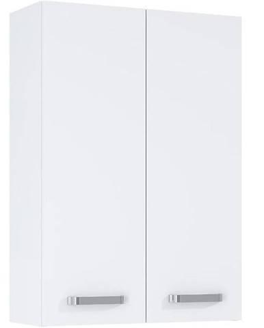Závěsná skříňka bílá Uno 2D0S 60