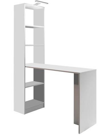 Psací Stůl B-1 Bílý