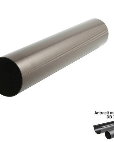 Svodová trubka antracit- metalic 53 mm/2 mb