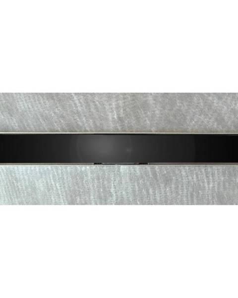 BAUMAX Lineární odvodnìní sprchový žlab cèrné sklo 600