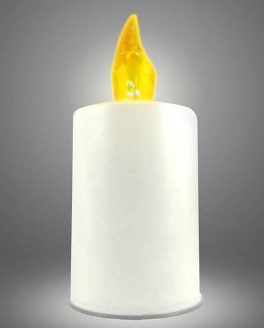 LED svíčka - žlutý plamen