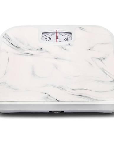 Osobní váha mechanická 130kg mramor