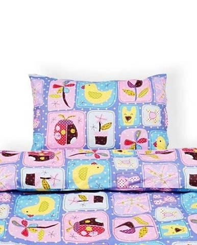 Povlečení dětské bavlna, vzor b 348, 90x140
