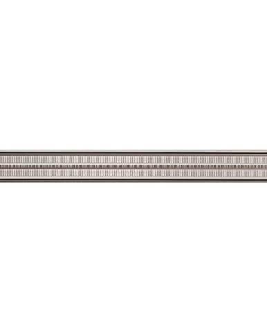 Dekorační lišta Abisso Grey 7,2/74,8