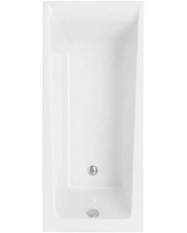 Koupelnová vana Lorena rovná 160/70 + rám