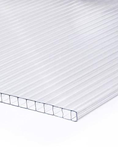Polykarbonátová deska 2000 x 1050 x 10 mm bezbarvá