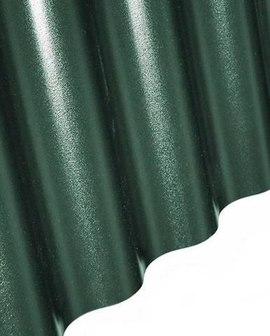 Vlnitá deska PVC 2000 x 900 x 1 mm zelená