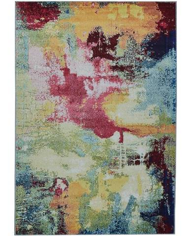 Koberec  Chenille  Print  Rug  1,4/1,9  4975