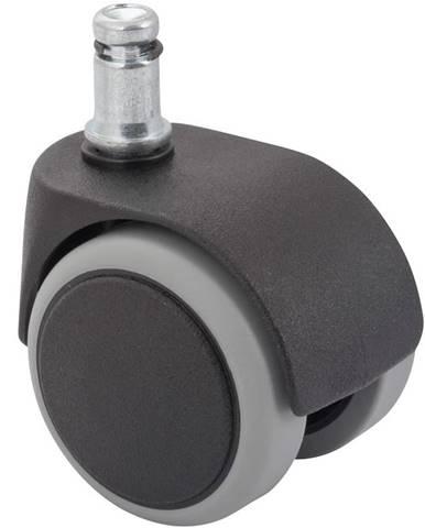 Kolečko pro židle o 50 mm, stop/go, pro tvrdé podlahy