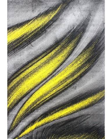 Koberec Frisee Soft 1,33/1,9 6630A Yellow