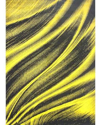 Koberec Frisee Soft 1,33/1,9 6635A Yellow