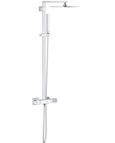 Baterie sprchová termostatická nástěnná EUPHORIA CUBE SYSTEM 230 26087000