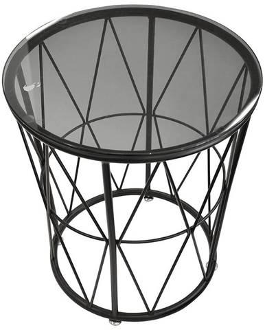 Konferenční Stolek Demeter 49cm Sklo