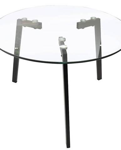Konferenční Stolek Eros 60cm Sklo