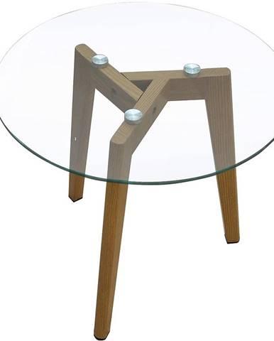 Konferenční Stolek Hebe 50cm Sklo