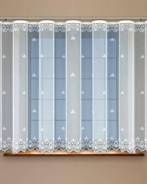 BAUMAX Žakárová záclona 250280/120X300