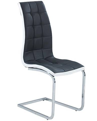 Židle Modern Black