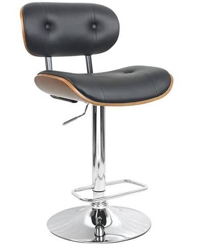Barová židle Goya Černá