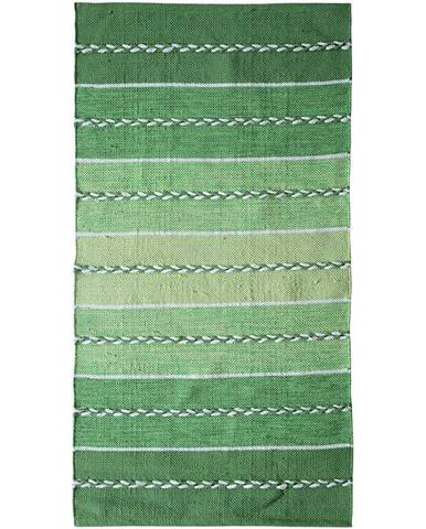 Koberec Hesper Stripe 0,5/0,8 CR-2590 Green