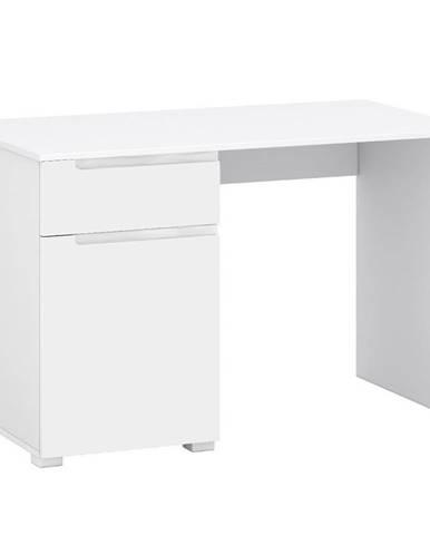 Psací Stůl Hill 120cm Bílý