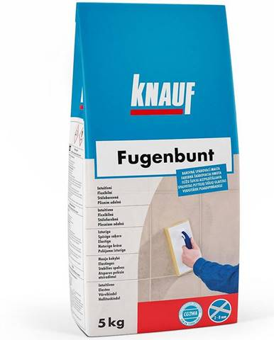Spárovací hmota Knauf Fugenbunt caramel 5 kg