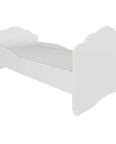 Dětská Postel Casimo 140cm Bílý