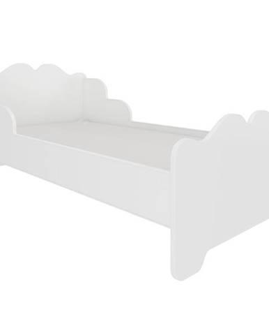 Dětská Postel Ximena 140cm Bílý