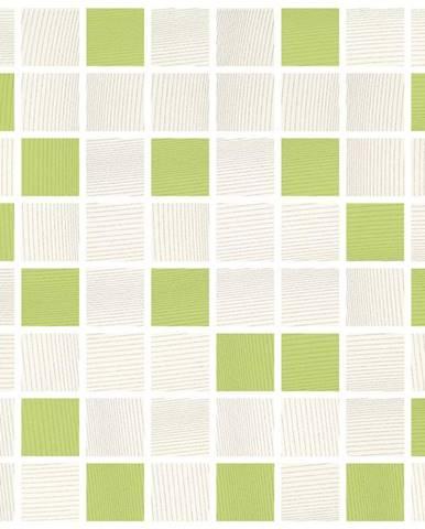 Mozaika Lira white green 25/25