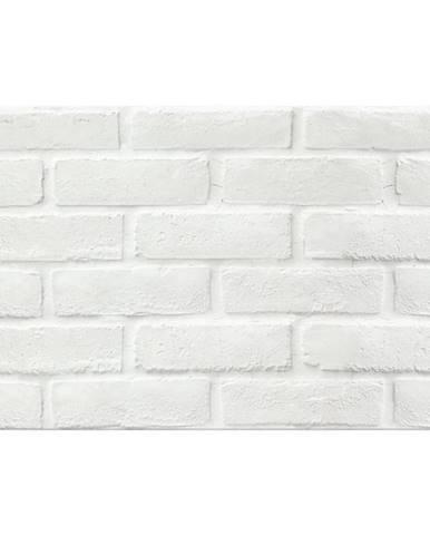 Nástěnný obklad Vivia white str mat 25/40