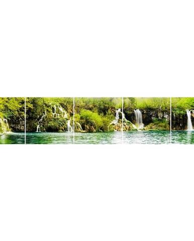 Skleněný panel 60/300 Waterfall-3 5-Elem