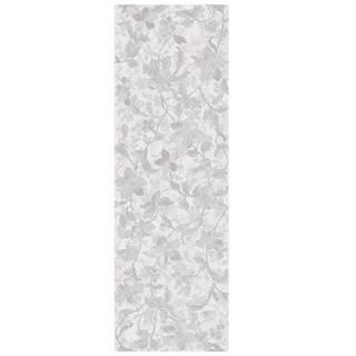 Nástěnný obklad Floral blanco rekt. 30/90