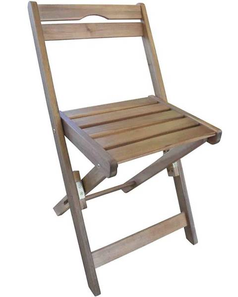 BAUMAX Židle dřevěná