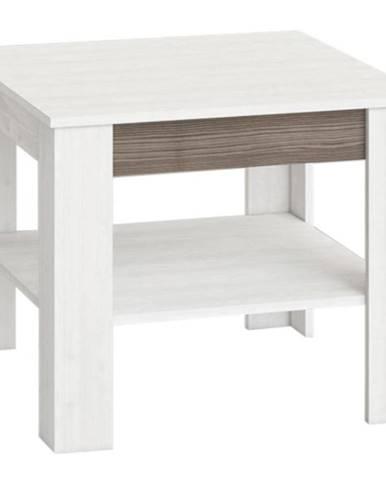 Konferenční Stolek Blanco 67 cm, borovice sněžná / new grey