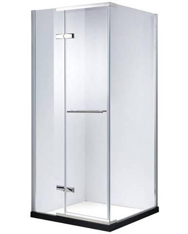 Sprchový kout Valentina 100/80/190 čiré sklo 6MM