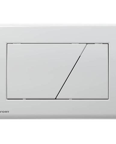 Tlačítko pro podomítkový set bílé