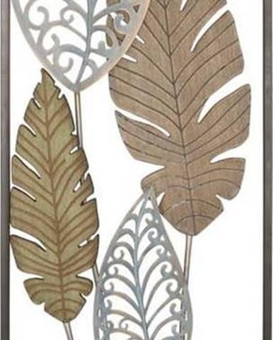 Nástěnná dekorace Mauro Ferretti Foglie II, výška 99,5 cm
